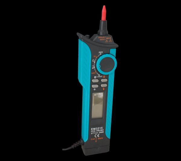 Digitális ceruza multiméter EM3215