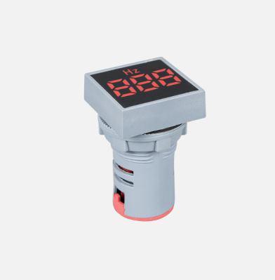 Digitális frekvencia mérő műszer 22mm-es furatba négyzet
