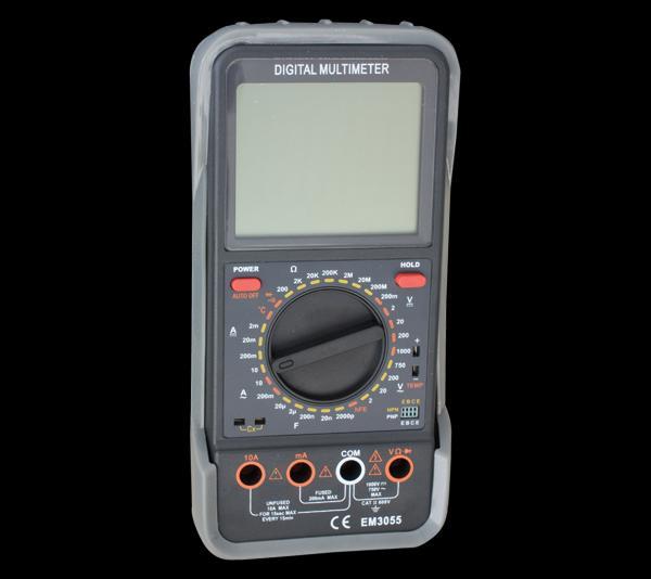 Digitális multiméter EM3055