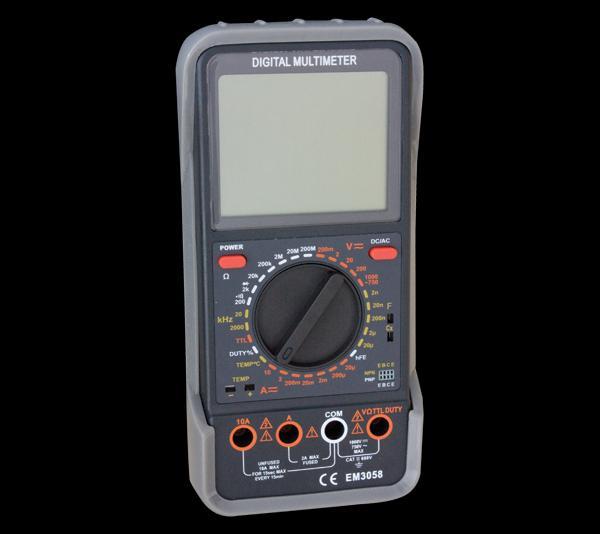 Digitális multiméter EM3058
