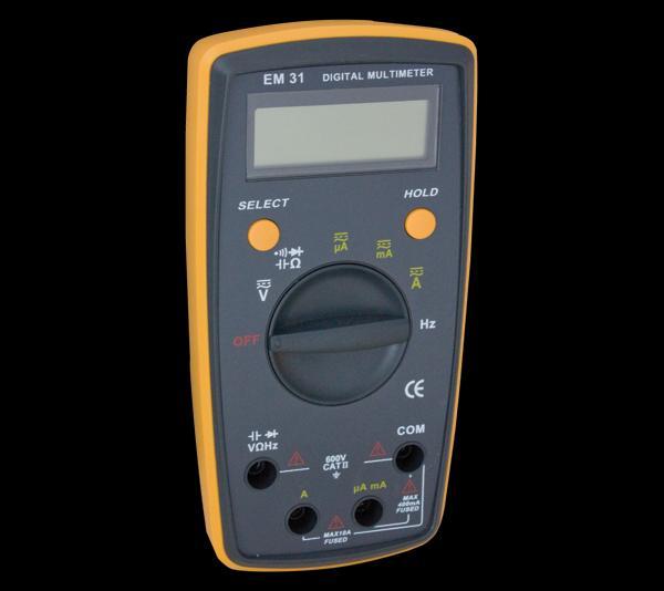 Digitális multiméter EM31