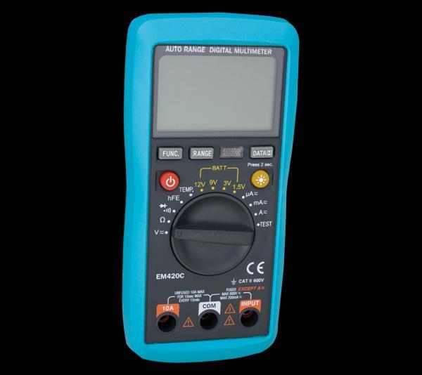 Digitális multiméter EM420C
