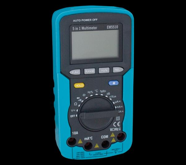 Digitális multiméter EM5510