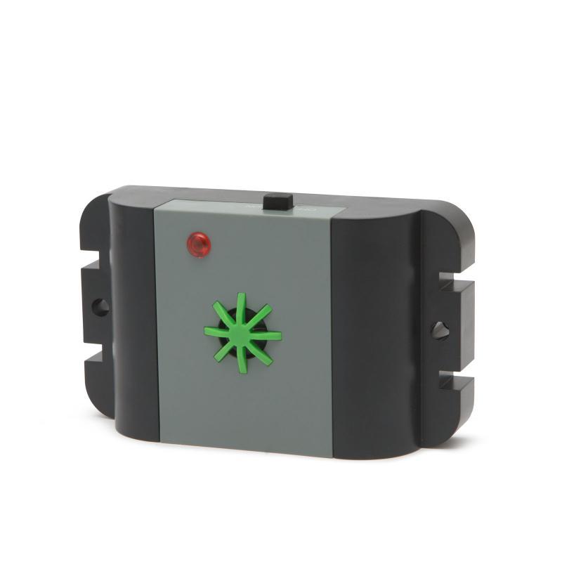 Egér- és patkányriasztó LED visszajelzővel