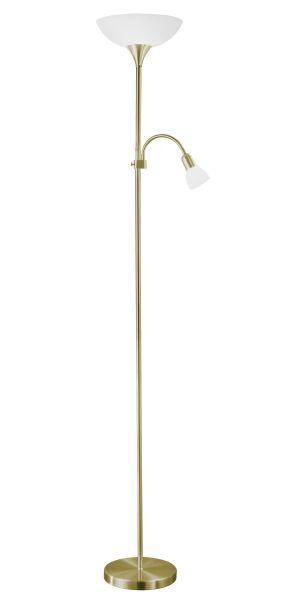 EGLO UP 2 bronz állólámpa  60W+E14 25W