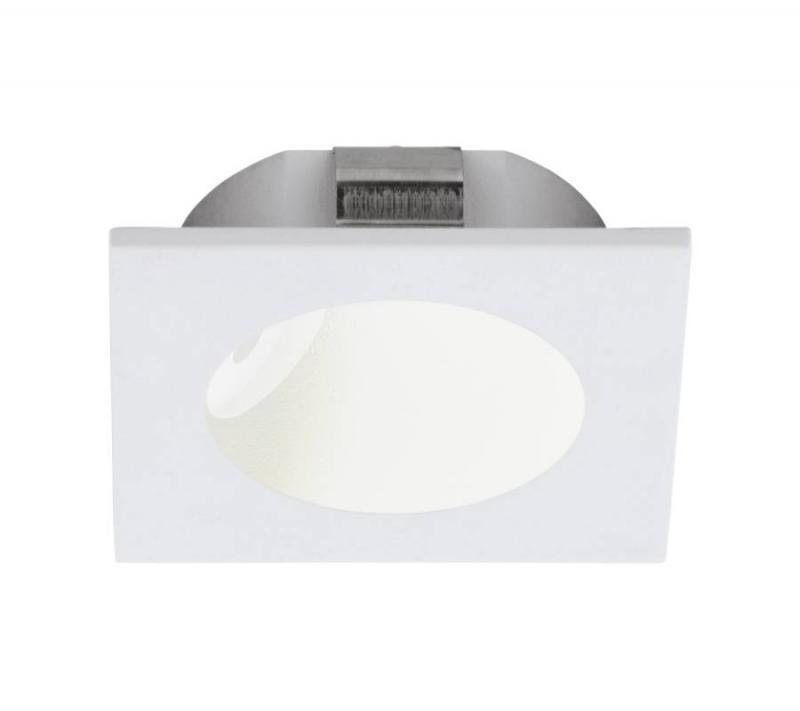 EGLO ZARATE LED süllyesztett lámpa 2W 80x80 fehér
