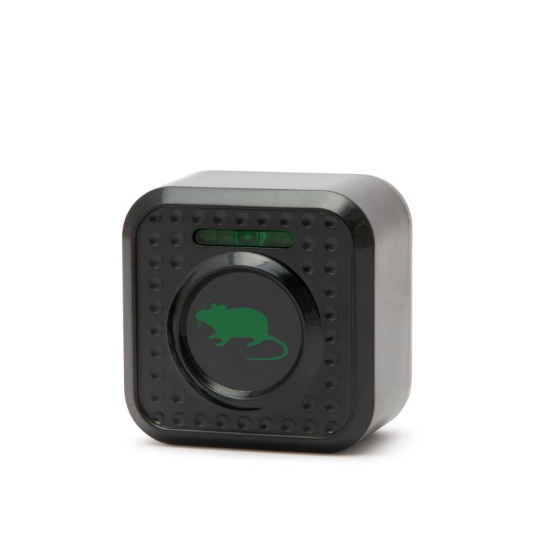 Elektromos egérriasztó LED visszajelzővel