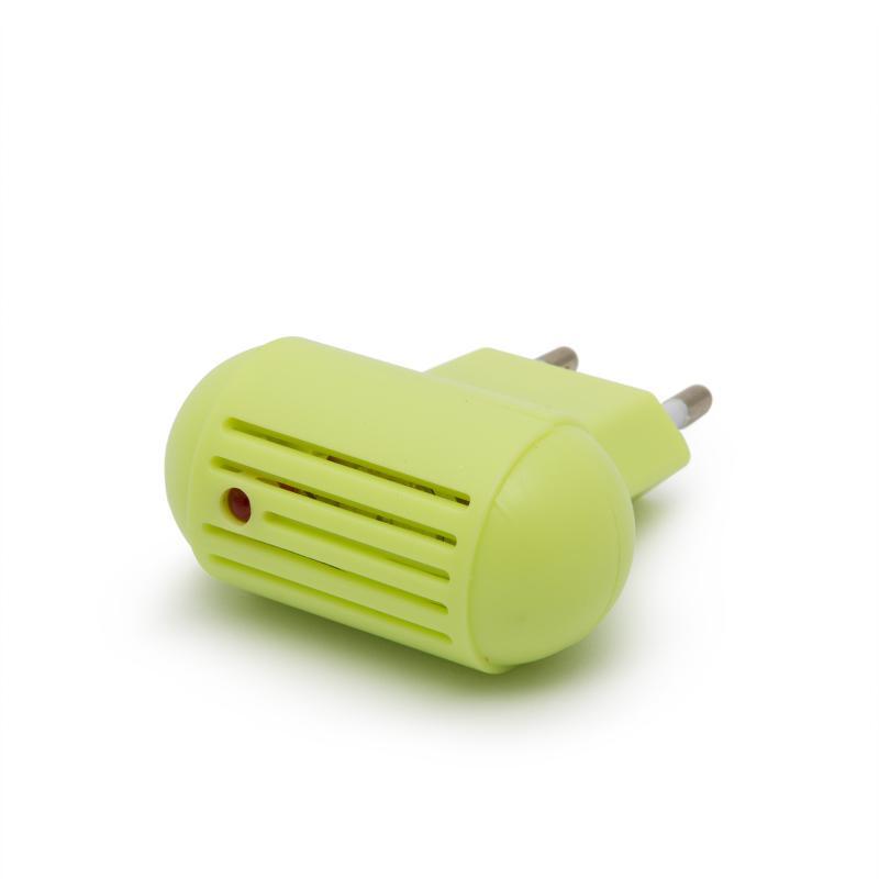 Elektromos szúnyogriasztó LED visszajelzővel