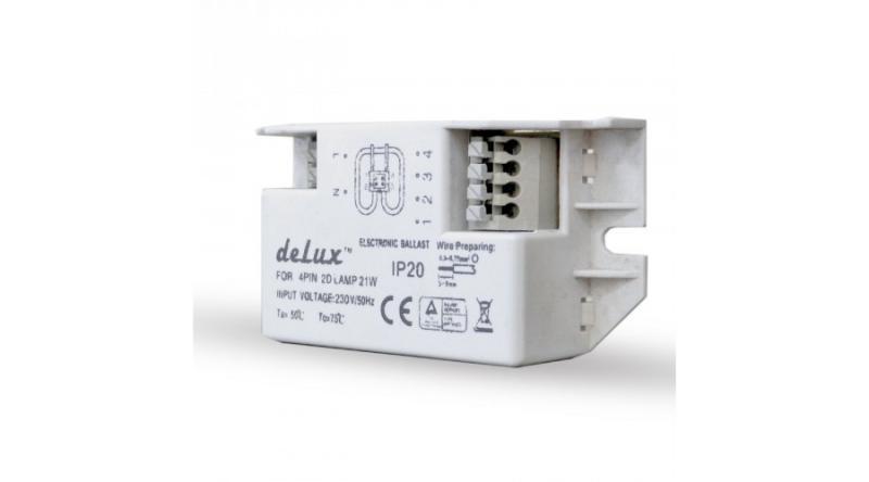 Elektronikus előtét perec fénycsőhöz 21W
