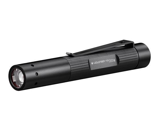 Elemlámpa tölthető Led Lenser P2R Core
