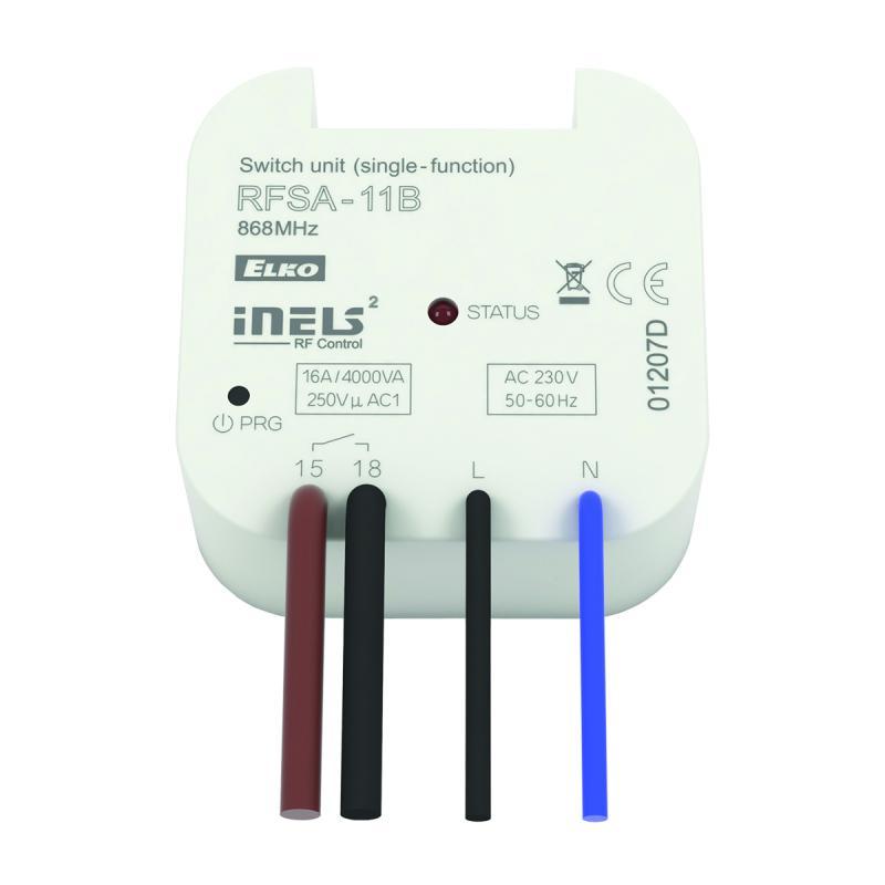 Elko egyfunkciós kapcsolóeszköz RFSA-11B - RFIO2