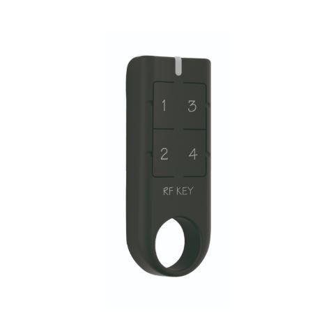 Elko RF KEY / B hordozható vezérlő-fekete