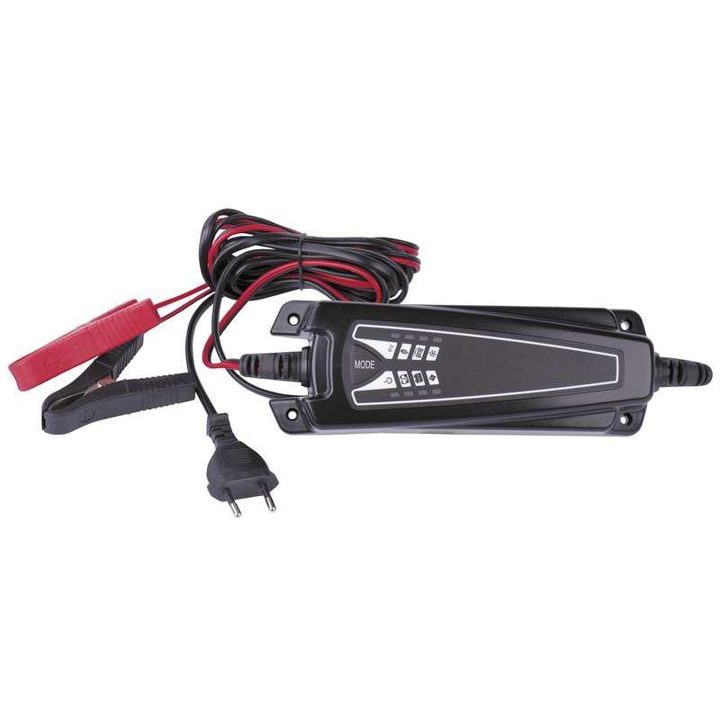 Emos akkumulátor töltő 6V 12V [N1014]