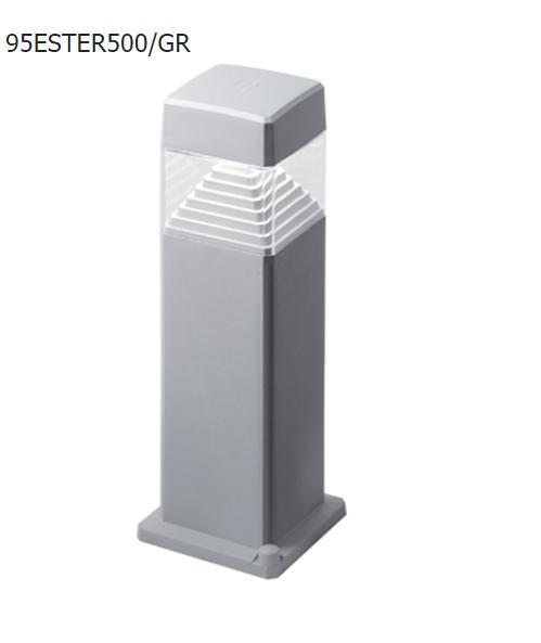 ESTER LED állólámpa 480mm 10W 4000K szürke