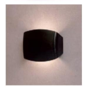 ABRAM 190 LED fali lámpa 8,5W fekete