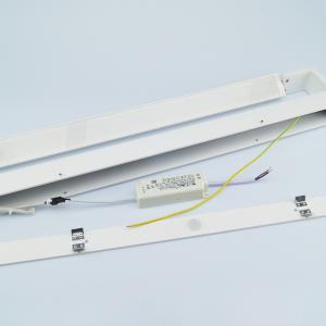 Beltéri, fali LED lámpatest 3000K meleg fehér 18Watt/90 ° IP44