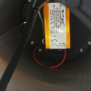 kültéri álló lámpa -80cm (10W) fekete hideg fehér IP65