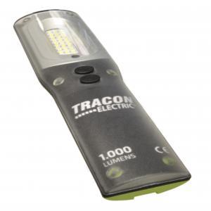 LED kézilámpa akkumulátoros 10/3W 1000/300 Lm