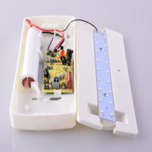 Led vészvilágító kijárati lámpatest 1.8W