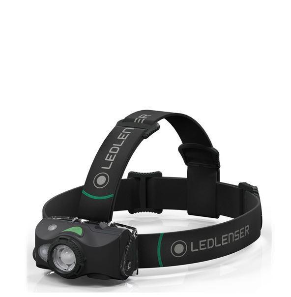 Fejlámpa Led Lenser MH8 RGB (fekete)