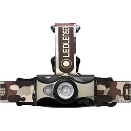 Fejlámpa Led Lenser MH8 RGB (terepminta)