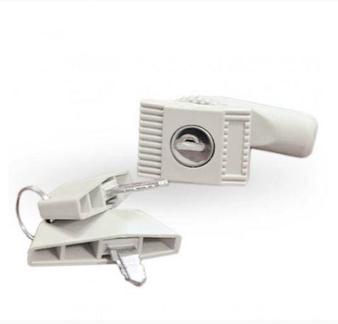 Fémszekrény fém biztonsági zár