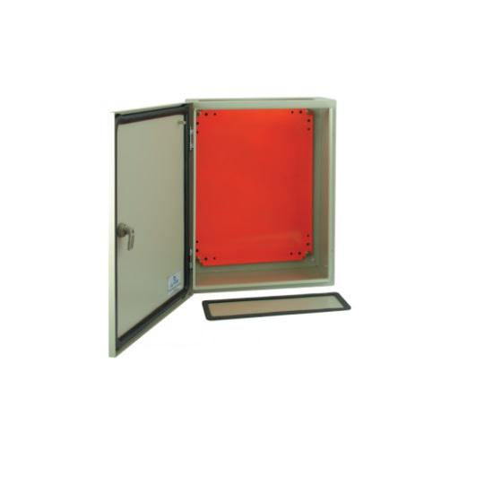 Fémszekrény JXF 250x250x150 IP65