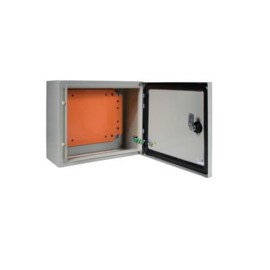 Fémszekrény JXF 400x400x200 IP65