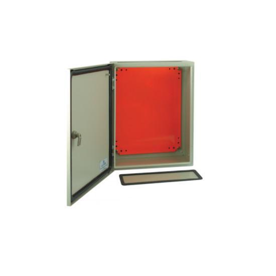 Fémszekrény JXF 800x600x250 IP65