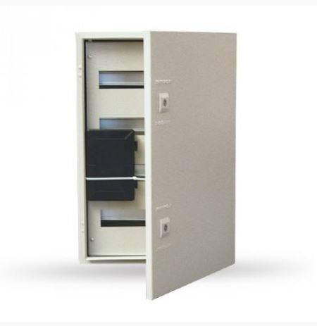 Fémszekrény MASZKOLT SKYBOX 600X400X260 64 modul