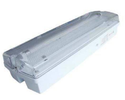 Fénycsöves vészvilágító lámpatest TLBV-18M