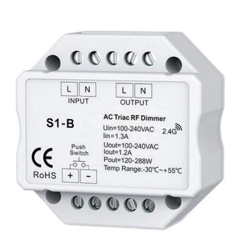 Fényerőszabályzó kapcsoló modul RF 240W