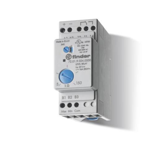 FINDER 72.01 Folyadékszint felügyeleti relé 24VAC
