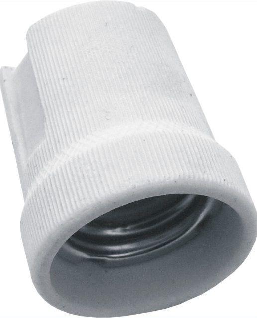 Foglalat E-40 porcelán