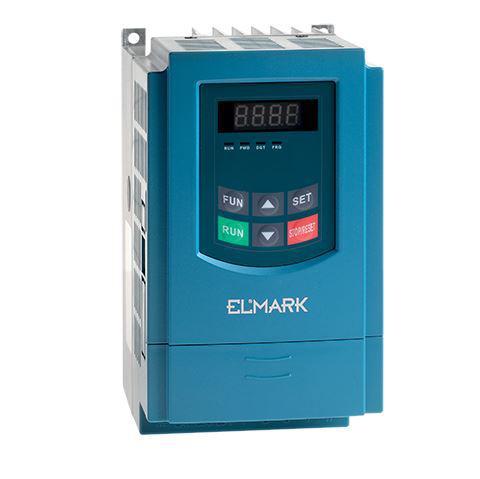 Frekvenciaváltó 0.75KW 2,5A 400V