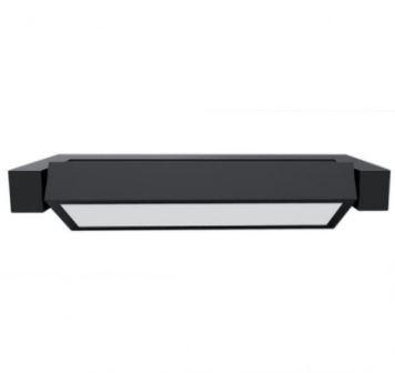 GRF506 kültéri fali lámpa 10W természetes fehér antracit