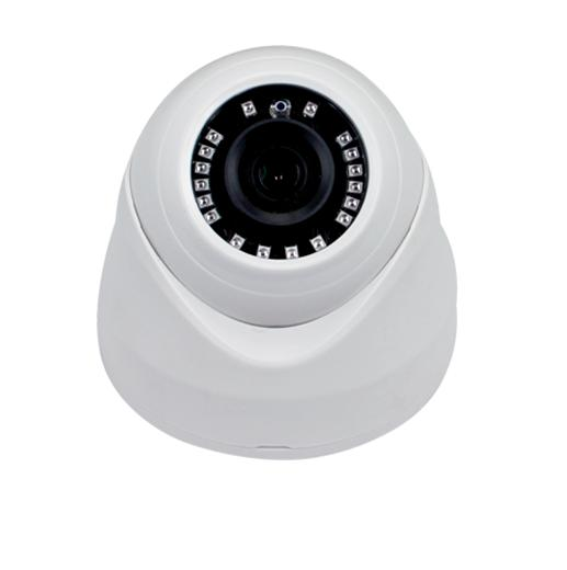 HD kupola alakú kamera 2MP IP66