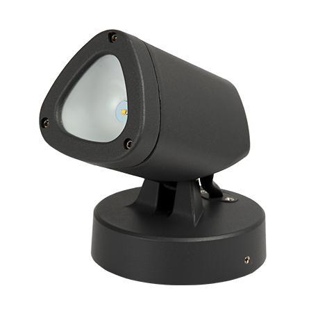 Homlokzati led lámpa 9616LEDW