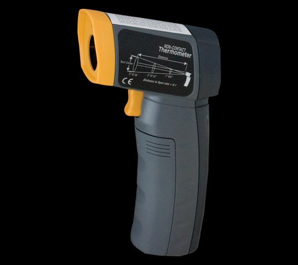 Infravörös hőmérséklet mérő műszer EM520A