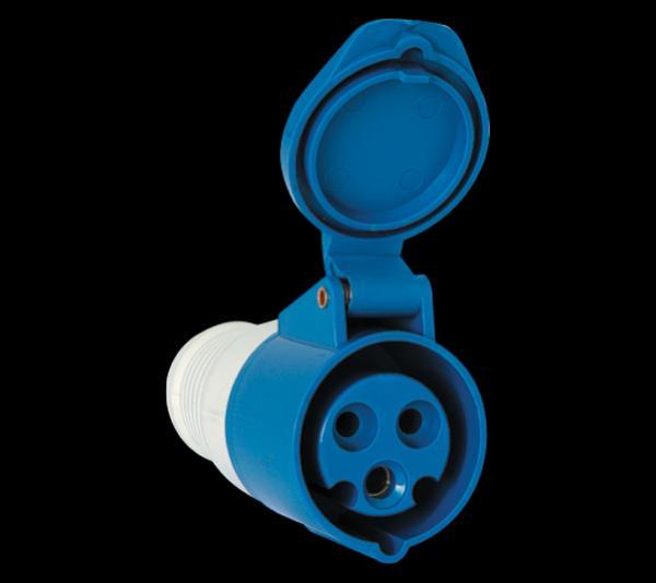 Ipari csatlakozó dugalj lengő 3P 16A