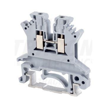 Ipari sorkapocs sorolható 1,5mm2 szürke fázisvezető