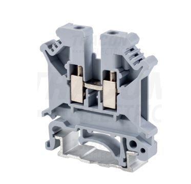 Ipari sorkapocs sorolható 4mm2 szürke, fázisvezető