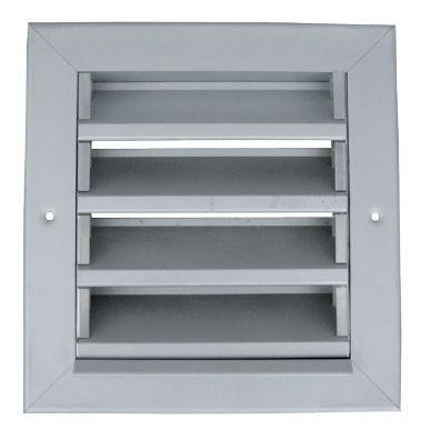 Ipari ventilátor rács 200/200mm