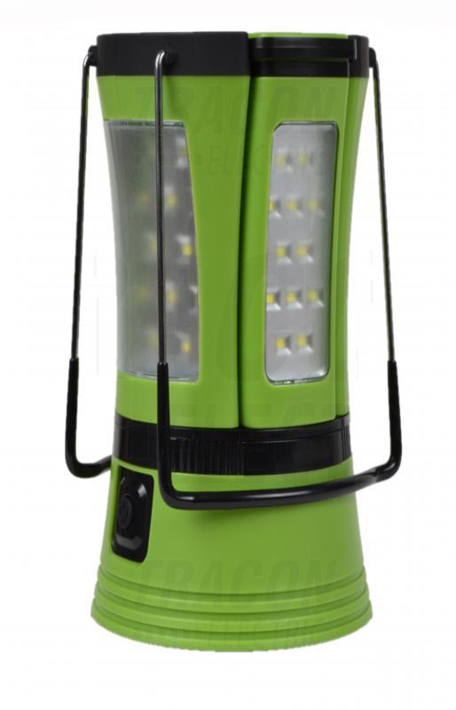 Kemping lámpa nagy fényerejű 10W SMD Led-el