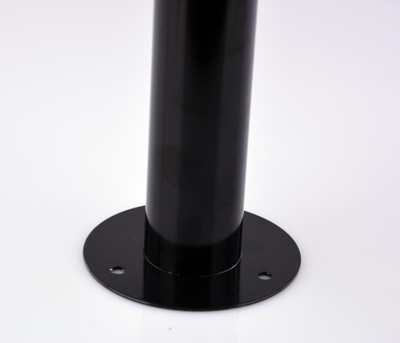 Kerti fém lámpa oszlop 120 cm