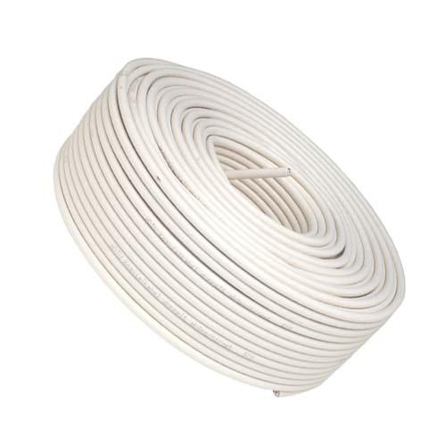 Koax kábel RG6 3x árnyékolt