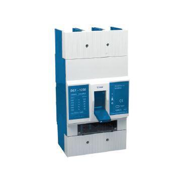Kompakt megszakító MCCB DS1-630E 65kA 630A