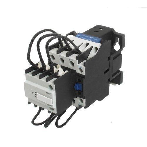 Kondenzátortelepek bekapcsolására szolgáló kontaktor 230V 170A