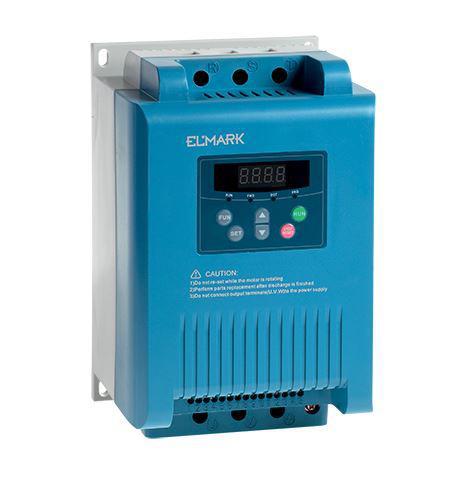 Lágyindító ELM 2500 110A 55kW