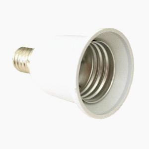 Lámpa foglalat átalakító E14-E27